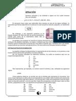 Trabajo sistemas de numeración