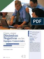 Dinamicas Negativas Equipos Comerciales