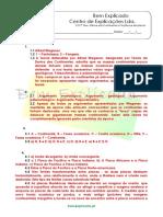 B 3.1 Ficha de Trabalho Deriva Dos Continentes e Tectónica de Placas 2 Soluções