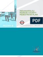 Indianapolis Pedestrian-Plan