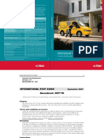 International Post Guide
