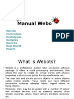 Introduction to Webot