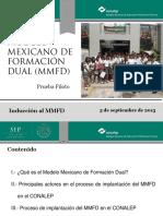 Modelo Mexicano de Formación Dual