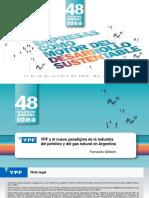 YPF - Modelo de Factoria