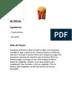 Batatas Fritas Do McDonalds