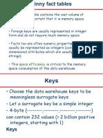 DDB_presentation3Skinny Fact Tables