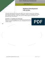 as - software development lifecyles