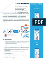 Azure ExpressRoute Executive OnePager