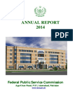 Fair Annual Report of FPSC-2014-Final
