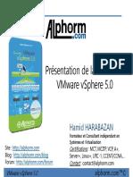 Alphorm.com -- Formation VMware VSphere 5 -- Hamid HARABAZAN