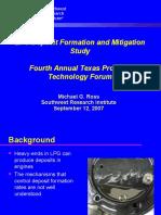 07 Ross Deposit Formation Mitigation