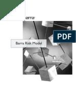Barra Risk Model Handbook