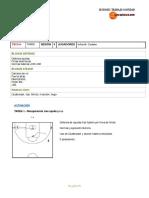 Sesion Modelo enseñanza aprendizaje táctica baloncesto by cylobato