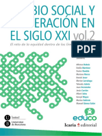 Cambio Social y Cooperacion en El Siglo Xxi (2) (1)