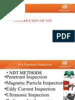 Jspl-Introduction of Ndt