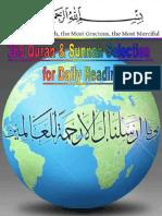 365 Quran & Sunnah Selection for Daily Reading