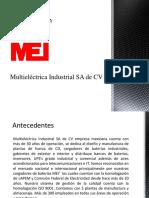 Presentación MEI 2016