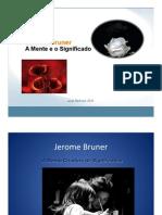 A Mente e o Significado - Jerome Bruner