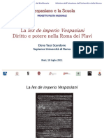 Lex de Imperio Vespasiani1