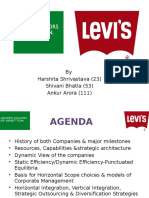 UCB & LEVIs