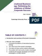 multinational stretegic planning
