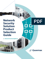Network Security Brochure