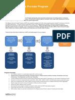 VMWare Partnet Program - Overview