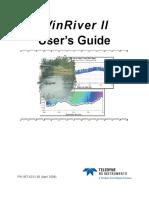 WinRiver II User Guide_Apr08