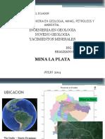 mina La Plata