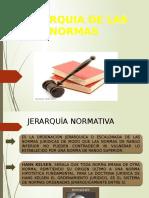 Diapositivas Jerarquias de Normas