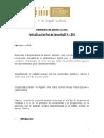 Intervención de Ángela Robledo en el Foro Derechos Sociales.