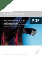 FS Casing Tubing Seal