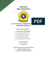 PERCOBAAN-4 kimia anorganik