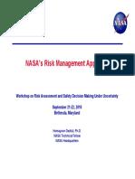 27 Dezfuli NASA Risk Management