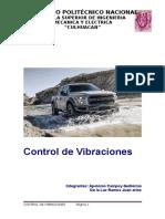 Control de Vibraciones