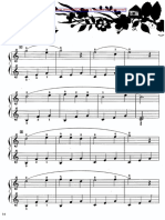 Children Piano Collection No. 9 No.11x Bw