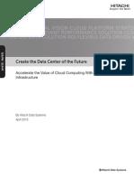 Create the Data Center of 2015 Whitepaper