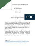 Estudio de Caso Control de Emisiones Atmosféricas