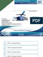 Offre Et Demande de Transport