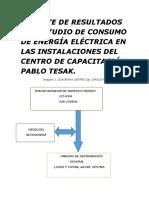 REPORTE DE RESULTADOS DEL ESTUDIO DE CONSUMO DE ENERGÍA ELÉCTRICA EN LAS INSTALACIONES DEL CENTRO DE CAPACITACIÓN PABLO TESAK.docx