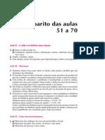 Telecurso 2000 - Ensino Fund - Ciências Gab03