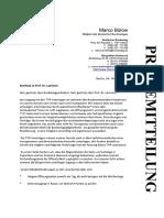 TTIP-Leseraum Brief Lammert Bundesregierung