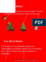 Les Traditions de Noël en France