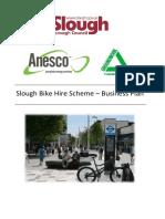 Slough Bike Hire - Business Plan V3