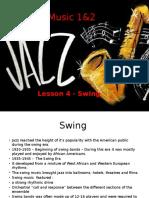 Lesson 4 - Swing