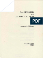 Calligraphy and Islamic Culture (Art Ebook).pdf