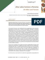 Um Olhar Sobre Homens e Florestas