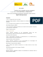 Agenda - Jornada Medio Marino