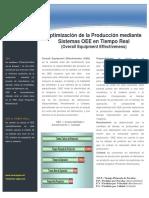 OEE - Optimizacion de la Produccion.pdf