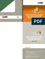 Institucionalización de Diálogo Social
